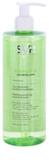 SVR Sebiaclear Eau Micellaire міцелярна вода з матуючим ефектом для жирної та проблемної шкіри