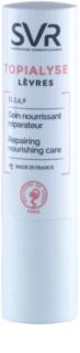 SVR Topialyse odzywczy balsam do ust o działaniu regenerującym