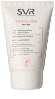 SVR Topialyse Restorative Hand Cream Regenerative Effect