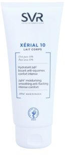 SVR Xérial 10 Hydrating Body Lotion For Dry Skin