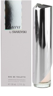Swarovski Aura Eau de Toilette for Women 50 ml Refillable