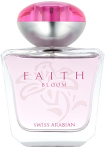 Swiss Arabian Faith Bloom Eau de Parfum para mulheres 100 ml