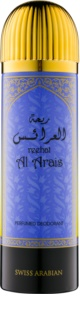 Swiss Arabian Reehat Al Arais deodorant Spray unissexo 200 ml