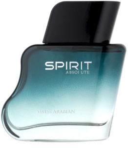 Swiss Arabian Spirit Absolute Eau de Toilette para homens 100 ml