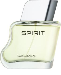 Swiss Arabian Spirit Eau de Toilette für Herren 100 ml
