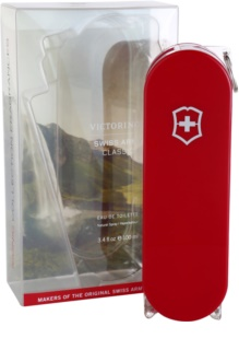 Swiss Army Classic Iconic Eau de Toilette para homens 100 ml