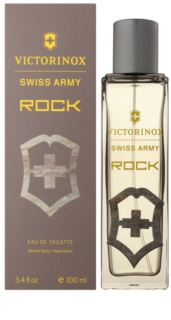 Swiss Army Rock Eau de Toilette para homens 100 ml