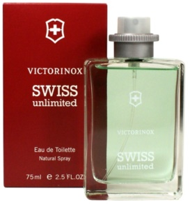 Swiss Army Unlimited Eau de Toilette para homens 75 ml