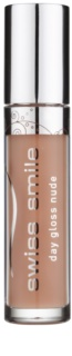 Swiss Smile Glorious Lips brillo de labios transparente con efecto volumen