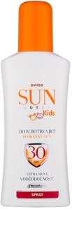 Swiss Sun Protect KIDS  opalovací sprej pro děti SPF 30