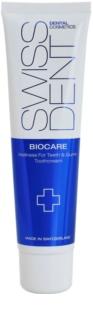 Swissdent Biocare crema dentale rigenerante e sbiancante