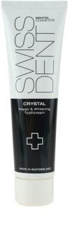Swissdent Crystal Versterkend en WhiteningsTandcreme