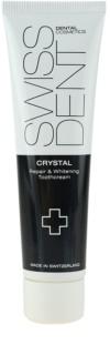 Swissdent Crystal відновлюючий та відбілюючий зубний крем