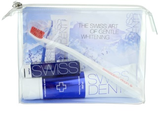 Swissdent Pure Promo Kit kozmetika szett III.