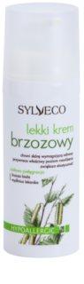 Sylveco Face Care creme hidratante e regenerador para pele seca desidratada