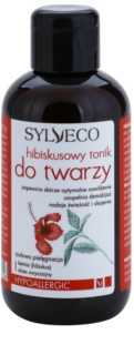 Sylveco Face Care lotion tonique nettoyante apaisante à l'hibiscus