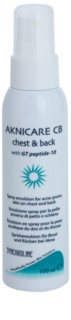 Synchroline Aknicare CB Spray Emulsion for Acne-prone Skin on Chest and Back
