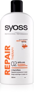 Syoss Repair Therapy balsamo rigenerante intenso per capelli rovinati