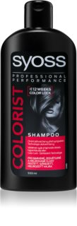 Syoss Color Luminance & Protect Shampoo For Colored Hair