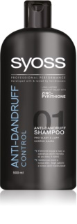 Syoss Anti-dandruff Control shampoo antiforfora