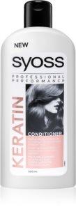 Syoss Keratin après-shampoing pour cheveux secs