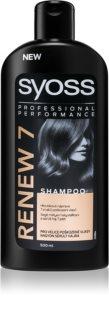 Syoss Renew 7 Complete Repair Shampoo  voor Beschadigd Haar