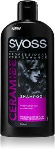 Syoss Ceramide Complex Anti-Breakage champô para cabelos fortes