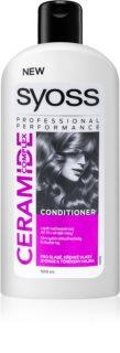 Syoss Ceramide Complex Anti-Breakage condicionador para cabelos fortes