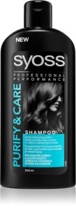 Syoss Purify & Care Shampoo for Oily Scalp and Dry Ends