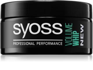 Syoss Volume Whip styling hab  dús hatásért