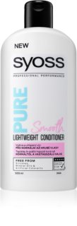 Syoss Pure Smooth Smoothing and Nourishing Conditioner