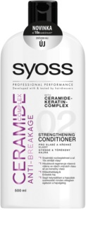 Syoss Ceramide Complex Anti-Breakage Conditioner For Hair Strengthening