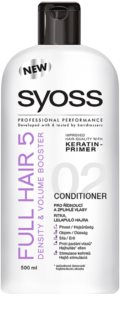 Syoss Full Hair 5 Density & Volume Conditioner for Thinning and Limp Hair