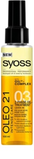 Syoss Oleo 21 догляд на основі олійки