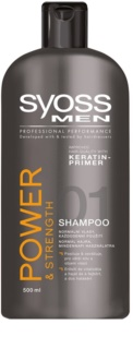Syoss Men Power & Strength szampon do wzmocnienia włosów