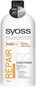 Syoss Repair Therapy intenzivně regenerační kondicionér pro poškozené vlasy