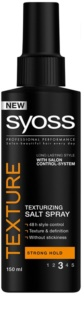 Syoss Texture spray per una texture al sale