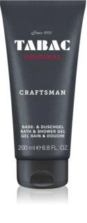 Tabac Craftsman Shower And Bath Gel for Men