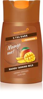Tannymaxx Mango me X-tra Dark Zonnebankmelk met Bronzer