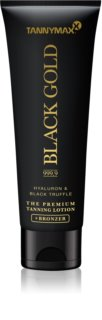 Tannymaxx Black Gold 999,9 crème bronzante pour solarium pour un bronzage intense