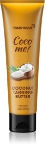 Tannymaxx Coco Me! Coconut unt  pentru corp pentru un bronz de lunga durata