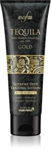 Tannymaxx Art Of Sun Tequila Gold creme de bronzeamento para solário para estimular bronzeado