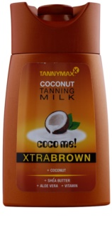 Tannymaxx Coco Me! XtraBrown Lapte de bronzare la solar