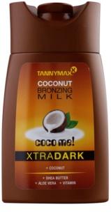 Tannymaxx Coco Me! XtraDark losjon za sončenje v solariju z bronzerjem