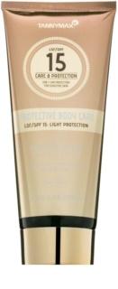Tannymaxx Protective Body Care SPF lapte de corp pentru soare rezistent la apa SPF15