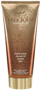 Tannymaxx Trés Jolie krema za solarij s bronzerom