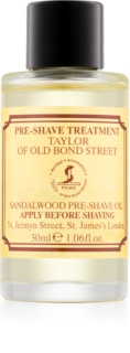 Taylor of Old Bond Street Sandalwood olje pred britjem