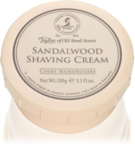 Taylor of Old Bond Street Sandalwood crema de afeitar
