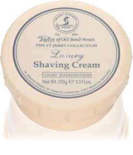 Taylor of Old Bond Street The St James Collection crema de afeitar