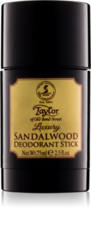 Taylor of Old Bond Street Sandalwood desodorizante em stick